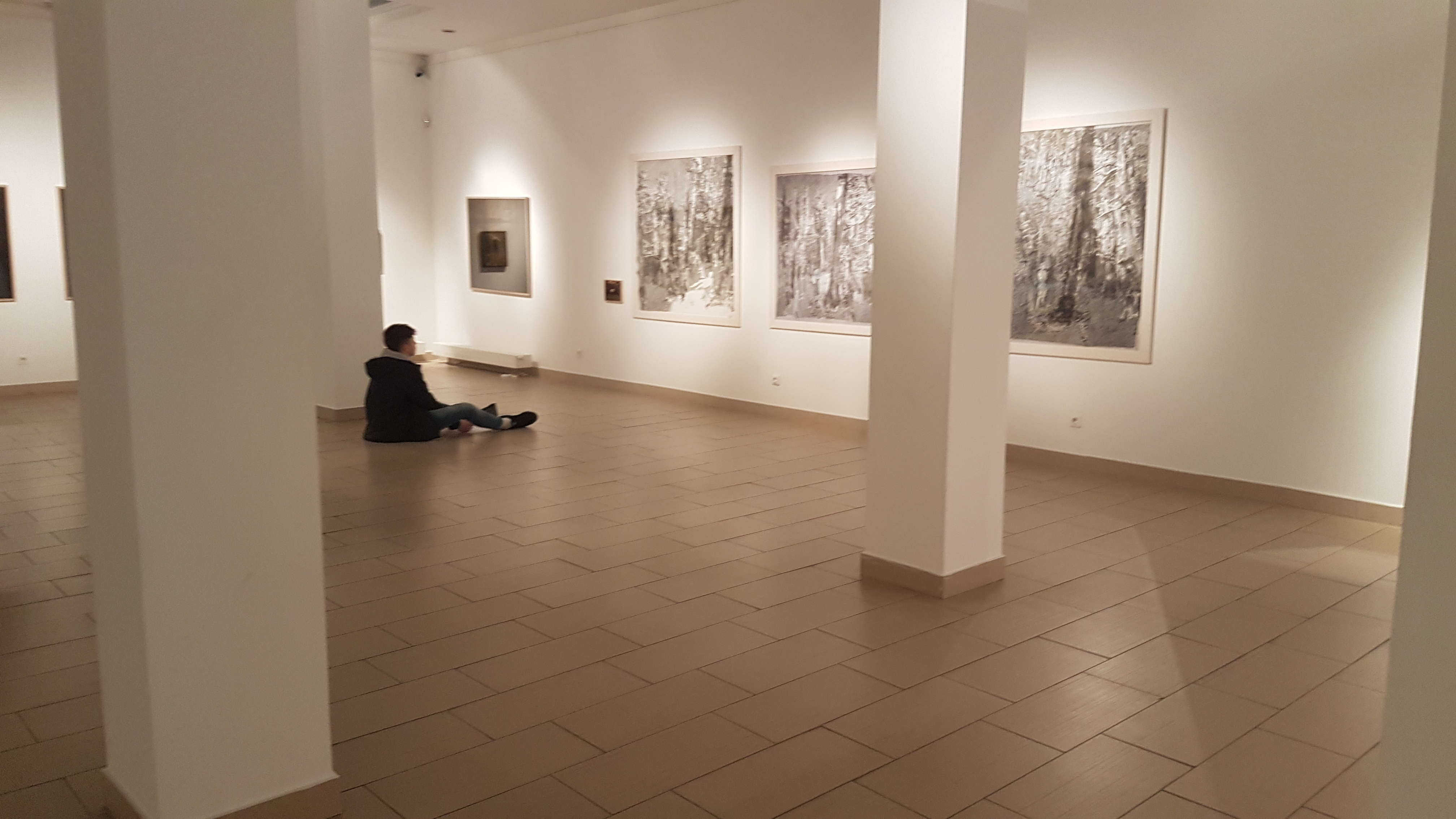 Eglės Vertelkaitės paroda MOIROS Vilniuje. TITANIKE