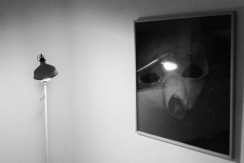 Eglės Vertelkaitės parodos MOIROS atidarymas Klaipėdoje. Nuotrauka © Domas Rimeika